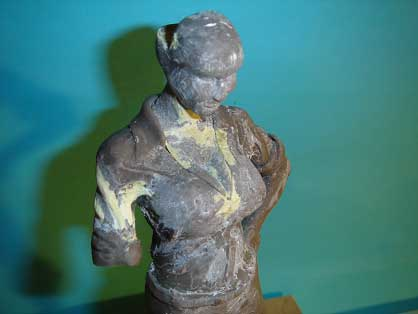 Modeling -- Sculpting And Casting A Resin Statue
