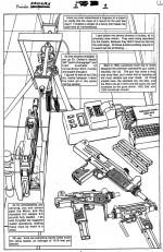 Uzi & Oehler Proof Chronograph - The Punisher Armory No. 1, July, 1990, Page 1