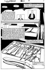 Knives - The Punisher Armory No. 1, July, 1990, Page 7