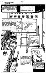 Map Room - The Punisher Armory No. 1, July, 1990, Page 13