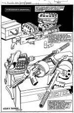 Rocket Launcher - The Punisher Armory No. 1, July, 1990, Page 14