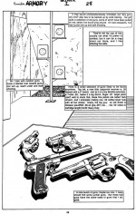 Random Guns - The Punisher Armory No. 1, July, 1990, Page 28