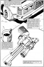 Casull .454 Revolver - The Punisher Armory No. 2, June, 1991, Page 3