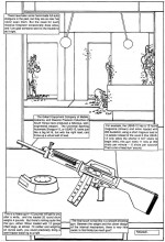 USAS-12 - The Punisher Armory No. 2, June, 1991, Page 4