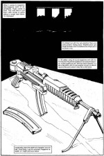 Ruger Mini-14 - The Punisher Armory No. 2, June, 1991, Page 6