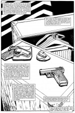 H&K P7 & P7M13 - The Punisher Armory No. 2, June, 1991, Page 8