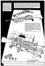 Northstar Arsenal Modification Kit - The Punisher Armory No. 2, June, 1991, Page 28