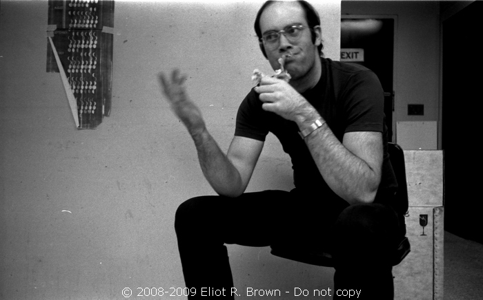 Eliot R. Brown-alt text