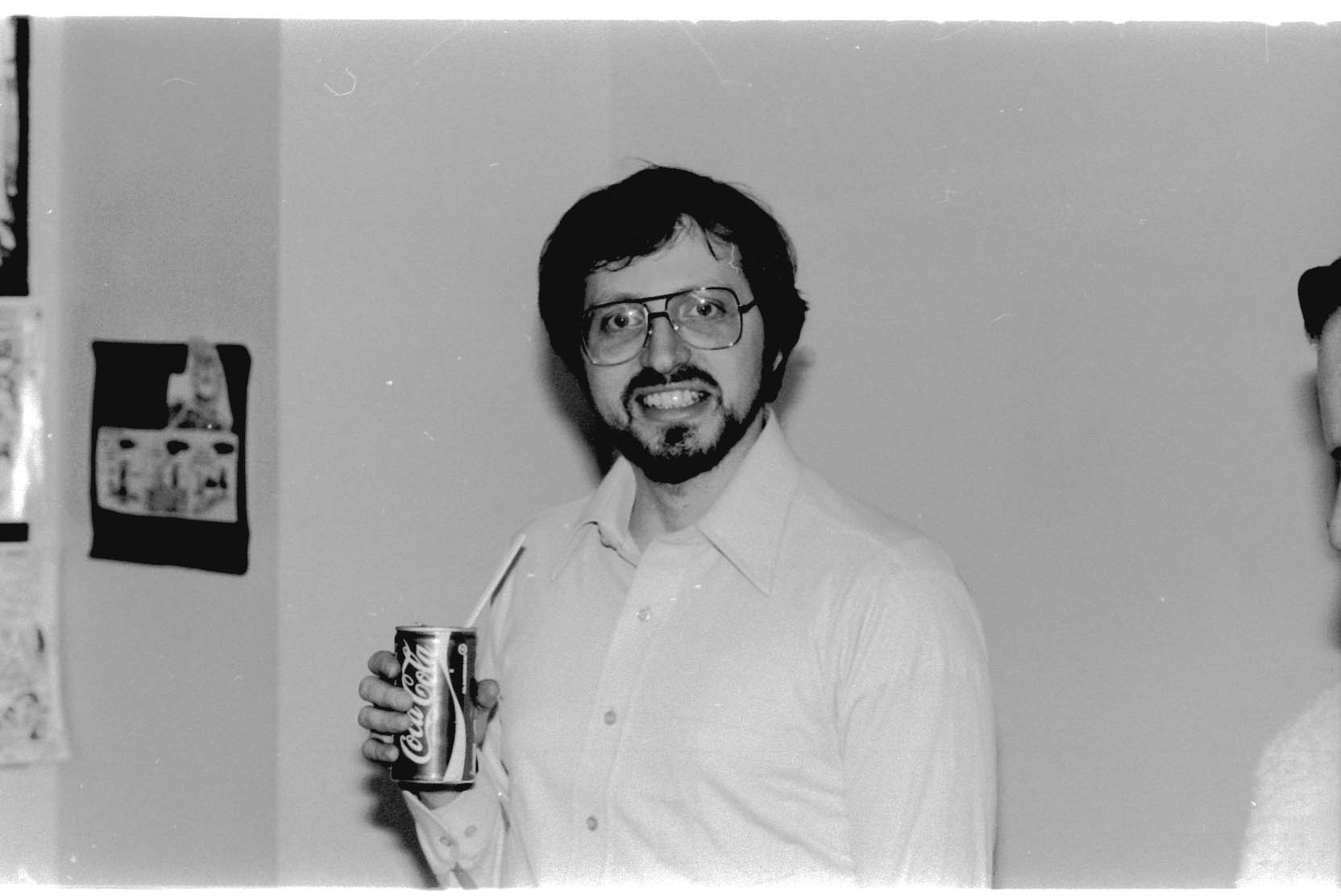 "Marv Wolfman. Marv was one of the ""Creator Editors"" who essentially wrote their own stuff and also had an office at Marvel. Marv did a pretty good job on Crazy Magazine but was super famous for his Dracula work. He was such a mild-mannered guy, but isn't that the way?"