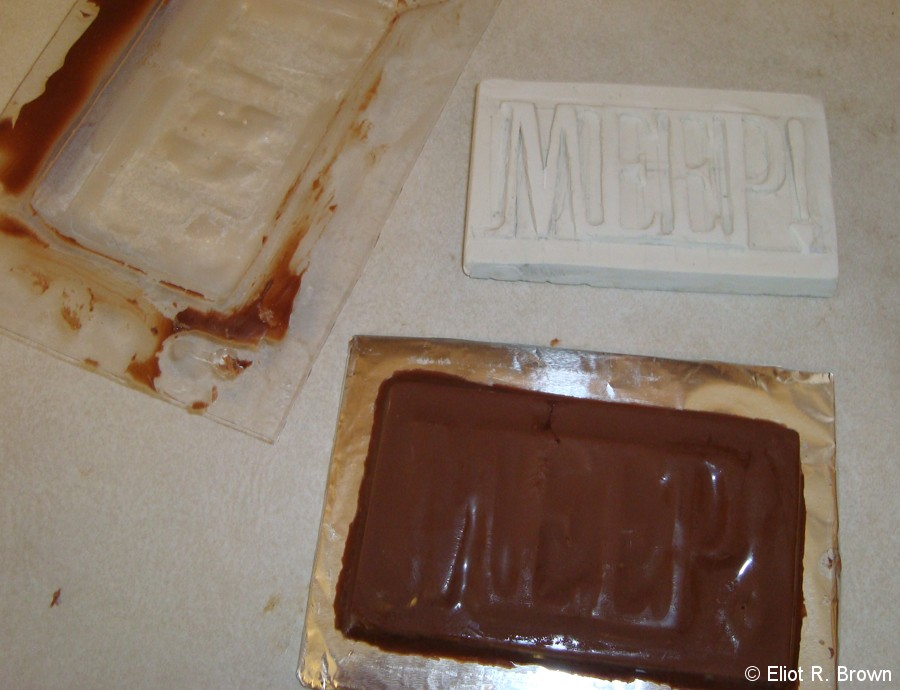 Cocolate Molds