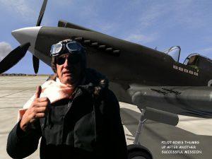 Herb Trimpe selfie
