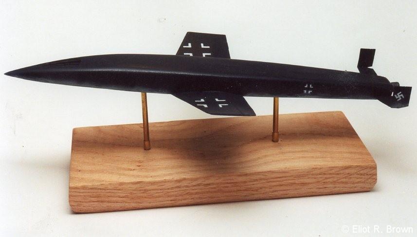 Sanger-Bredt Spaceplane
