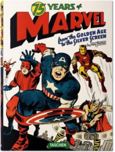 75 Years of Marvel ISBN-13: 9783836548458