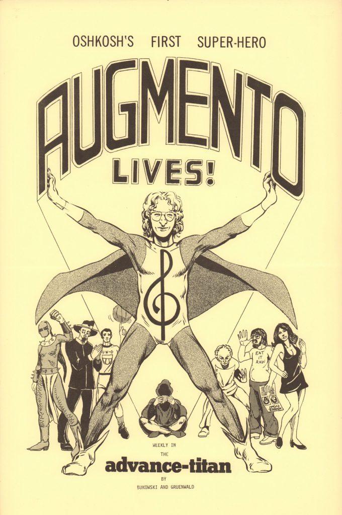 Augmento Lives Poster SM