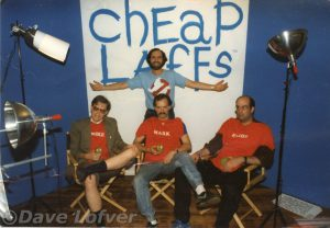 Dave visits Cheap Laffs Jun841