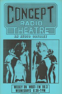 MG Radio Theater Poster
