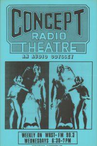 MG Radio Theater Poster