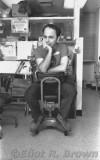 Stu Schwartzberg rests