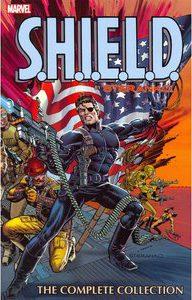 fc59edec20db S.H.I.E.L.D. By Steranko  The Complete Collection ©Marvel Enterprises